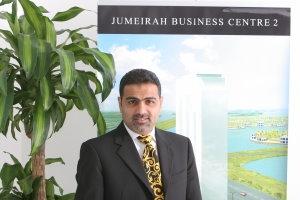 Shahram Abdullah Zadeh CEO Al Fajer Properties 2008