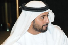 Sheikh Maktoum Hasher bin Juma Al Maktoum Al Fajer Properties in Dubai. Appointed by his father Sheikh Hasher Maktoum Juma Al Maktoum Mid March 2008 to the President of Al Fajer Properties