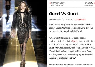 Dubai 7starsdubai for Gucci hotel dubai